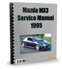 Thumbnail Mazda MX3 1995 Service Repair Manual Download
