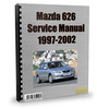 Thumbnail Mazda 626 1997-2002 Service Repair Manual Download