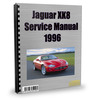 Thumbnail Jaguar XK8 1996 Service Repair Manual Download