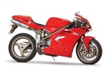 Thumbnail Ducati 748, 916 Repair Manual Download (German)