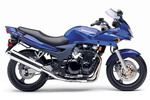 Kawasaki ZR 7s (ZR 750 H1)(In German) Repair Manual Download