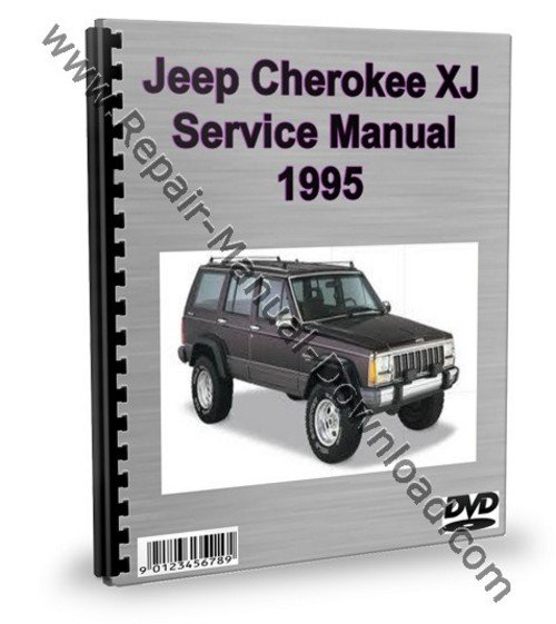 jeep cherokee xj 1995 service repair manual download. Black Bedroom Furniture Sets. Home Design Ideas