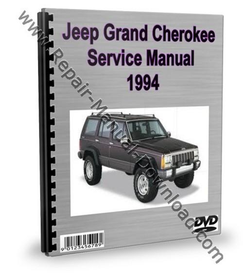 jeep grand cherokee 1994 service repair manual download download rh tradebit com 1994 jeep grand cherokee repair manual free 1994 jeep grand cherokee repair manual free