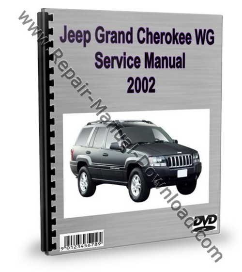 jeep grand cherokee wg 2002 service repair manual download. Black Bedroom Furniture Sets. Home Design Ideas