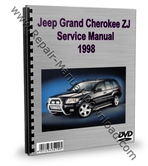 Pay for Jeep Grand Cherokee ZJ 1998 Service Repair Manual Download