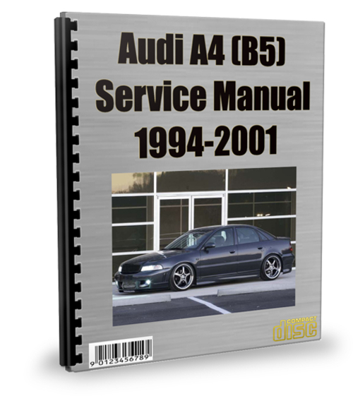 audi a4 b5 1994 2005 service repair manual download. Black Bedroom Furniture Sets. Home Design Ideas