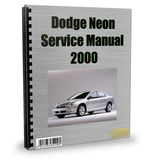 dodge neon 2000 service repair manual download download manuals rh tradebit com Dodge Neon SRT-4 Dodge Neon SRT-4