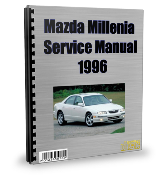 Pay for Mazda Millenia 1996 Service Repair Manual Download