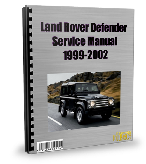Pay for Land Rover Defender 1999-2002 Service Repair Manual Download
