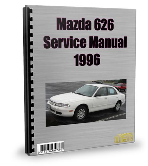 service manual 1998 mazda 626 repair manual free. Black Bedroom Furniture Sets. Home Design Ideas