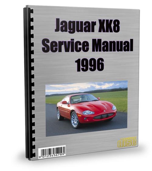 Pay for Jaguar XK8 1996 Service Repair Manual Download