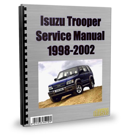 Repair Guides: Isuzu Trooper 1998-2002 Service Repair Manual Download