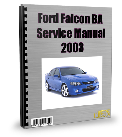 ford falcon ba 2003 repair service manual download. Black Bedroom Furniture Sets. Home Design Ideas