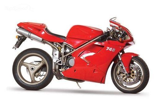 Ducati 748, ... Ducati 748 Service Manual