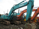 Thumbnail KOBELCO HYDRAULIC EXCAVATOR SK60-220 SUPER MARK V SERVICE SHOP REPAIR MANUAL