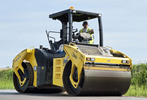 Thumbnail BOMAG Tandem Vibratory Roller, Asphalt Manager BW 190 AD-4 AM OPERATION & MAINTENANCE MANUAL
