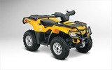 Thumbnail BOMBARDIER CAN-AM OUTLANDER 400 EFI SERIES ATV SERVICE REPAIR MANUAL 2008 2009 DOWNLOAD!!!
