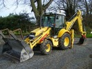 Thumbnail NEW HOLLAND B110, B115 BACKHOE LOADER SERVICE REPAIR MANUAL