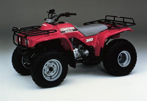 Honda Trx300 Fourtrax Amp Honda Trx300fw Fourtrax 4x4