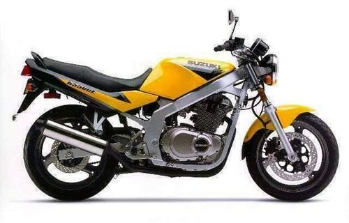 Suzuki Gs500e Motorcycle Service Repair Manual 1989 1990
