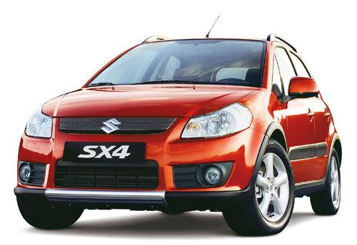 Suzuki Sx4 Service Repair Manual Download