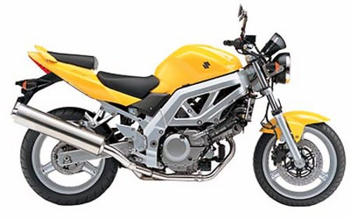 Suzuki Sv650 Sv650s Motorcycle Service Repair Manual border=