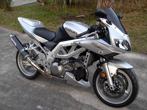 Suzuki Sv1000s Motorcycle Service Repair Manual 2003 2004 border=