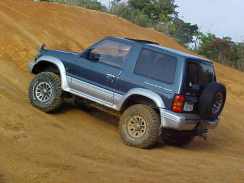 1993 mitsubishi pajero service repair manual download download rh tradebit com 1993 pajero owners manual Pajero 2003