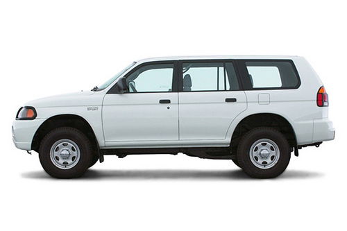 Wrg-5951] 2002 mitsubishi montero sport service and repair manual.
