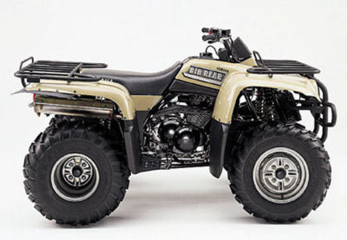 2000 yamaha yfm400 bigbear kodiak 400 atv service repair manual dow rh tradebit com Yamaha Big Bear 400 Yamaha Big Bear 400 Parts