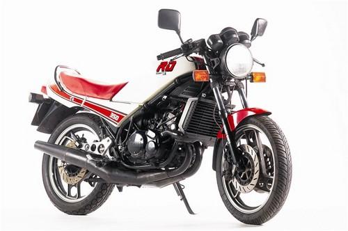Yamaha Rd350 Ypvs Service Repair Manual Download