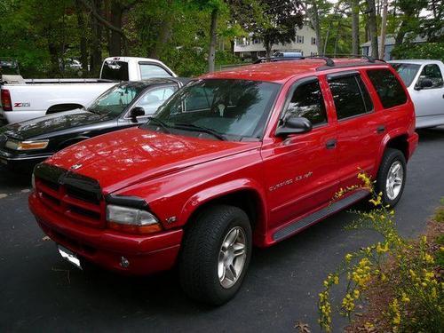 2000 Dodge Durango Service Repair Manual Download