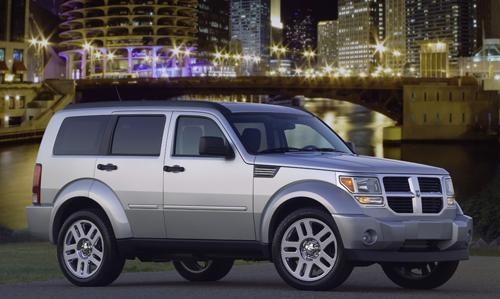 2007 Dodge Nitro Service Repair Manual Download