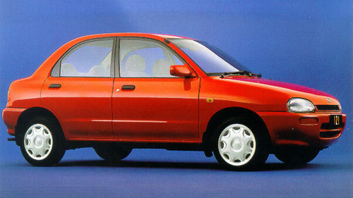 Mazda 121 Service Repair Manual 1989 1990 1991 Download