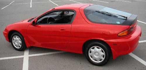 1995 Mazda Mx-3 Service Repair Manual Download