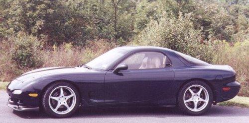 1994 Mazda Rx-7 Service Repair Manual Download