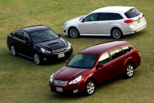 2009 Subaru Legacy Outback Service Repair Manual Download