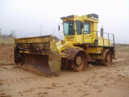 Landfill Compactor Maintenance : Bomag archives pligg
