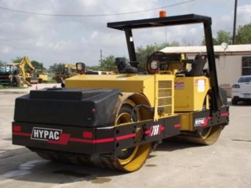 hypac c330b steel wheel compactors service repair manual