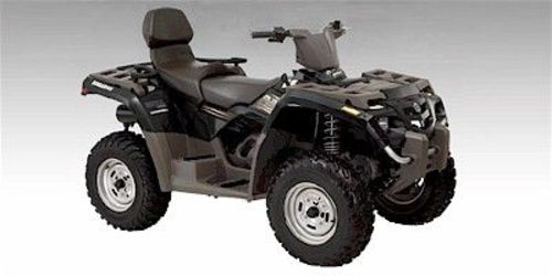 2004 Bombardier Quest Traxter Ds650 Outlander Rally Atv border=