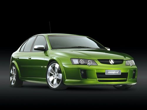 Holden commodore / lexcen vr & vs series service & repair manual (1.