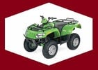 Thumbnail 2008 ARCTIC CAT ATV 400 500 650 700 SERVICE REPAIR SHOP MANUAL