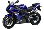 Thumbnail 2009 YAMAHA YZF R6S  REPAIR SERVICE FACTORY MANUAL PDF DOWNLOAD