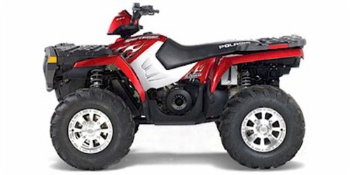 Pay for 2006 Polaris Sportsman 450 500 EFI X-2 Repair SERVICE MANUAL