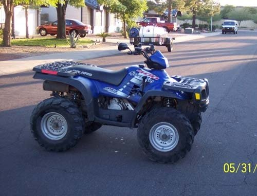 2004 Polaris Sportsman 400 500 Service Repair Pdf Manual