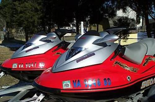 2002 Seadoo Gtx Di Shop Manual