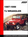 Thumbnail Jeep TJ Wrangler 1997/1998/1999 Service Repair Manual