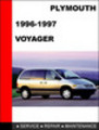Thumbnail Plymouth Voyager 1996-1997 Service Repair Manual