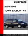 Thumbnail Town & Country 2001-2005 Service Repair Manual