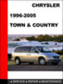 Thumbnail Town & Country 1996-2005 Service Repair Manual